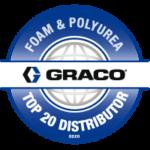 Parker-Lajoie Graco Top20 Foam & Polyurea 2020
